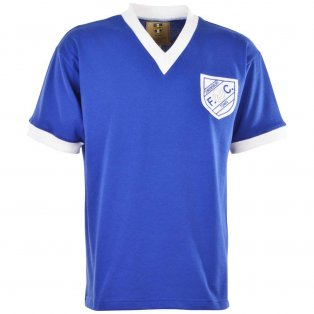 Shrewsbury Town 1960s Retro Football Shirt