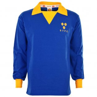 Shrewsbury Town 1970 -1977 Retro Football Shirt