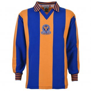 Shrewsbury Town 1980-1981 Retro Football Shirt