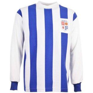 Southend United 1969-1970 Retro Football Shirt