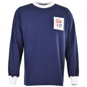 Southend United 1960s Retro Football Shirt