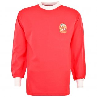 Swindon Town 1960s Retro Football Shirt