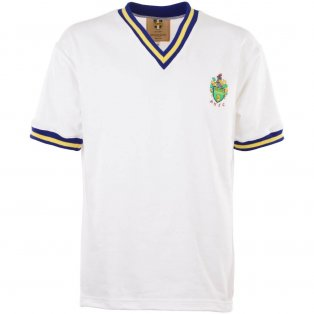 Scunthorpe United 1959-1963 Retro Football Shirt