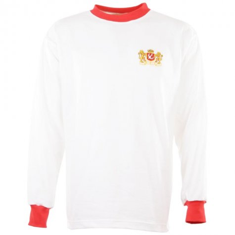 Walsall 1960 Retro Football Shirt