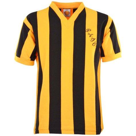 Port Vale 1960-1961 Retro Football Shirt
