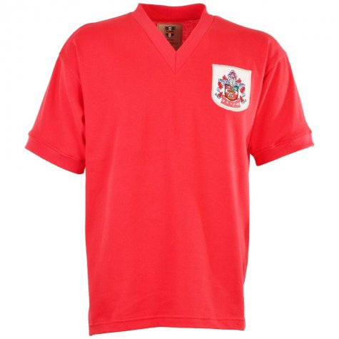 Accrington Stanley 1950-1960s Retro Football Shirt