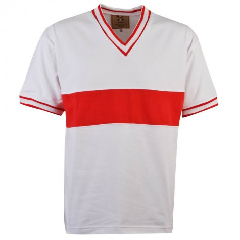 Accrington Stanley 1962 Retro Football Shirt