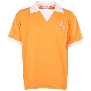 Blackpool 1970s Retro Football Shirt