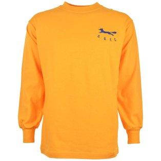 Carlisle United 1960s Away Retro Football Shirt