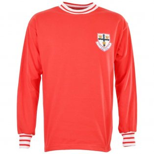 Colchester United Watney Cup Final Retro Football Shirt