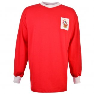 Crewe Alexandra 1960-1963 Retro Football Shirt