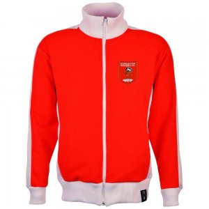 Doncaster Rovers Retro Track Top
