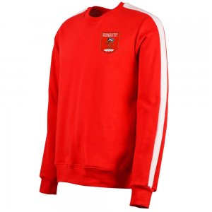 Doncaster Rovers Retro Sweatshirt