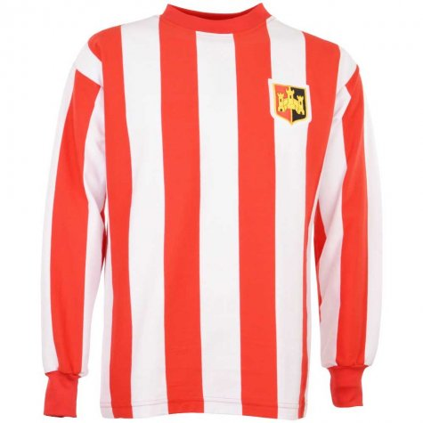Exeter City 1972-1973 Retro Football Shirt