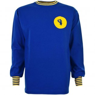 Mansfield Town 1968-1970 Retro Football Shirt