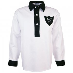 Notts County 1948 Tommy Lawton Retro Football Shirt