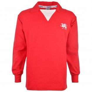 Leyton Orient 1970s Retro Football Shirt