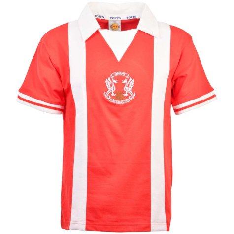 Leyton Orient 1980 Away Retro Football Shirt