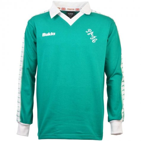 Plymouth Argyle 1978-1980 Bukta Retro Football Shirt