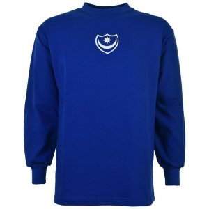 Portsmouth 1962-1966 Retro Football Shirt