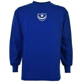 Portsmouth 1962-1966 Retro Football Shirt