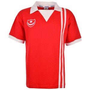 Portsmouth 1973-1976 Away Retro Football Shirt