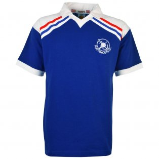 Portsmouth 1980-1982 Home Retro Football Shirt