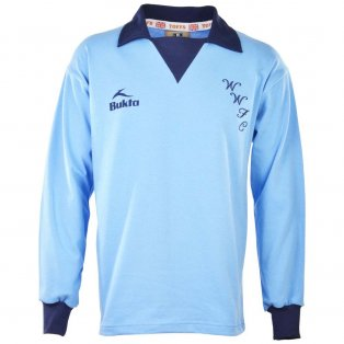 Wycombe Wanderers 1974-1977 Retro Football Shirt
