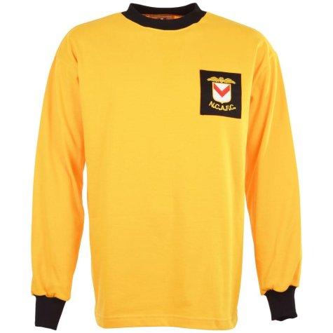 Newport County 1963-1968 Retro Football Shirt