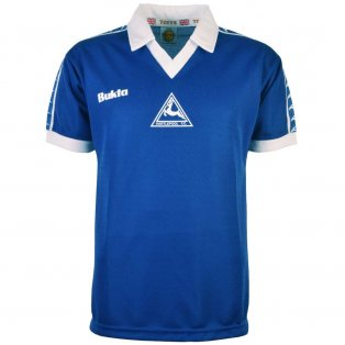 Hartlepool United 1977-1978 Bukta Retro Football Shirt