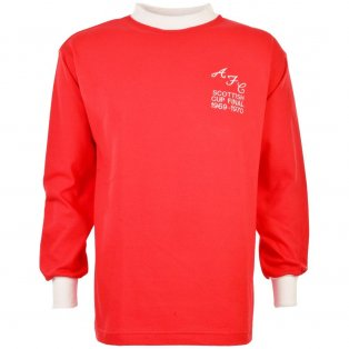 Aberdeen 1970 Scottish Cup Final Retro Football Shirt