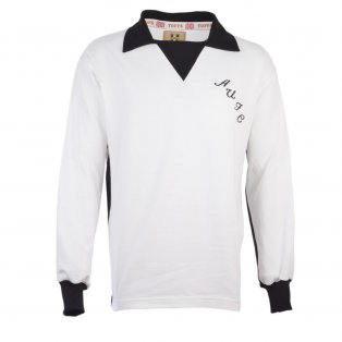 Ayr United 1973-1977 Retro Football Shirt
