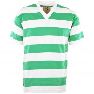 Celtic 1970s Jonny Doyle Retro Football Shirt