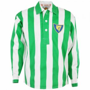 Celtic 1890s Retro Football Shirt