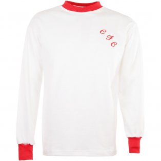 Clyde 1960s Retro Football Shirt