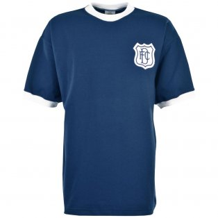 Dundee 1962 1st Division Champions Retro Football Shirt