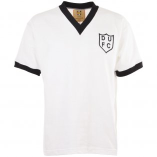 Dundee United 1960s Retro Football Shirt