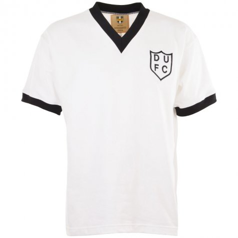 Dundee United 1960s Retro Football Shirt