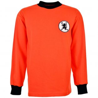 Dundee United 1969-1972 Retro Football Shirt