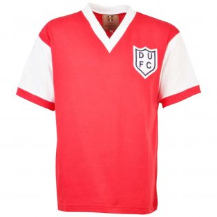 Dundee United Away Retro Football Shirt