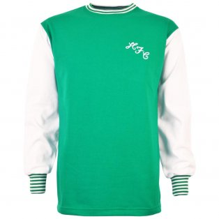 Hibernian 1965-1972 Retro Football Shirt