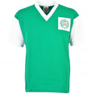 Hibernian 1957-1964 Home Retro Football Shirt