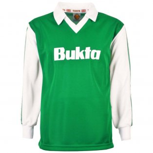 Hibernian 1977-1980 Home Bukta Retro Football Shirt