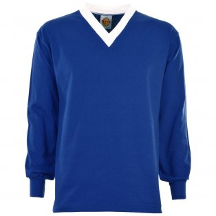 Rangers 1957-1968 Retro Football Shirt