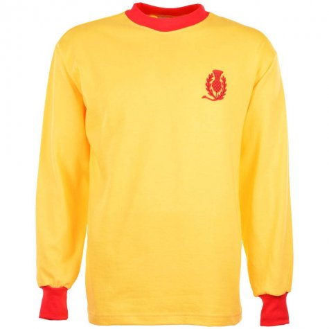 Partick Thistle 1971 League Cup Final Retro Football Shirt