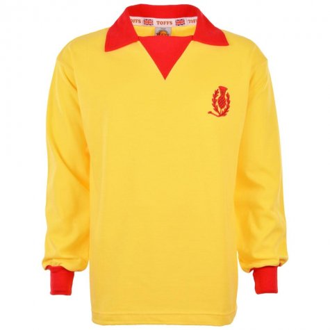 Partick Thistle 1972-1975 Retro Football Shirt
