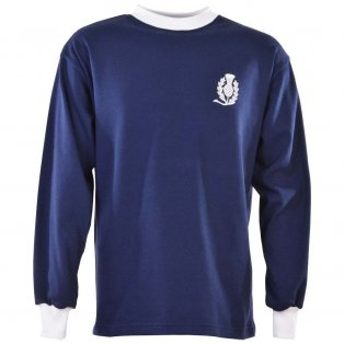 Partick Thistle 1966 Retro Football Shirt