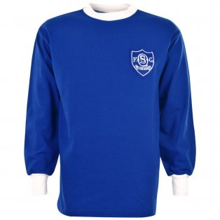 Queen of the South 1969-1973 Retro Football Shirt