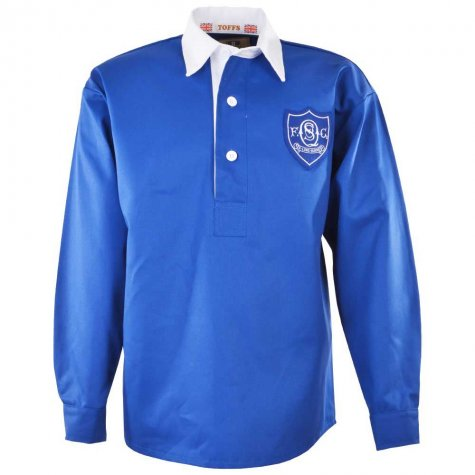 Queen of the South 1953-1958 Retro Football Shirt
