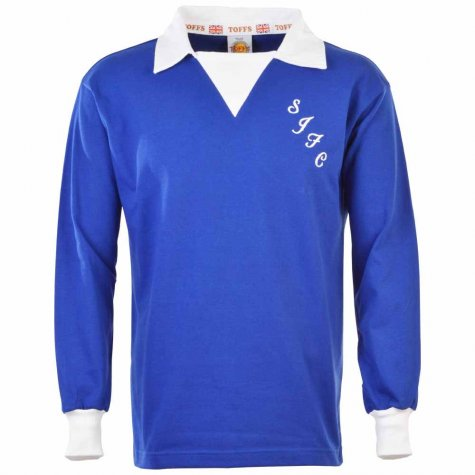 St Johnstone 1972-1977 Retro Football Shirt